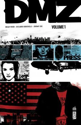 DMZ T1, comics chez Urban Comics de Wood, Donaldson, Burchielli, Cox