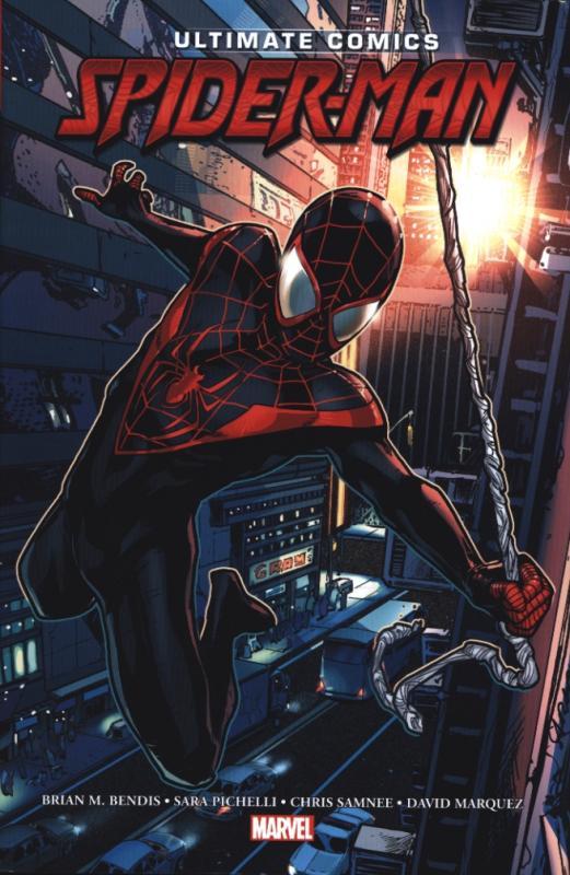 Ultimate Comics Spider-Man, comics chez Panini Comics de Bendis, Pichelli, Brooks, Marquez, Lafuente, Bagley, Larraz, Samnee, Ponsor, Mounts