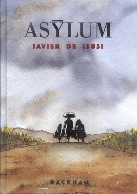 Asylum, bd chez Rackham de de Isusi