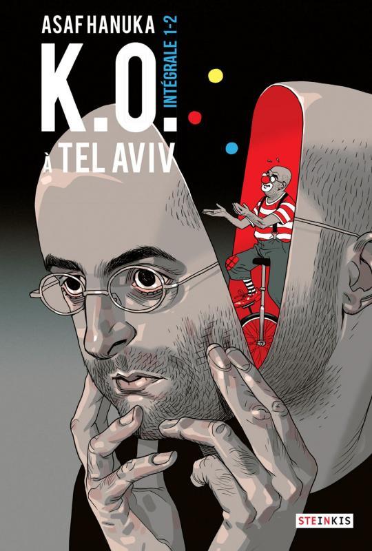 K.O. à Tel Aviv : Intégrale 1-2, bd chez Steinkis de Hanuka