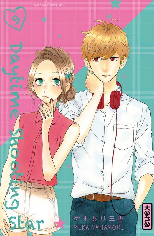 Daytime shooting star T9, manga chez Kana de Yamamori