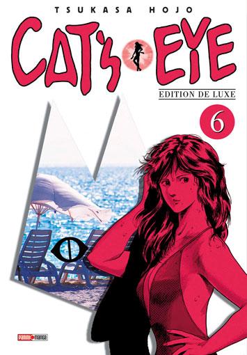 Cat's Eye - Edition Deluxe – Deuxième édition, T6, manga chez Panini Comics de Hôjô