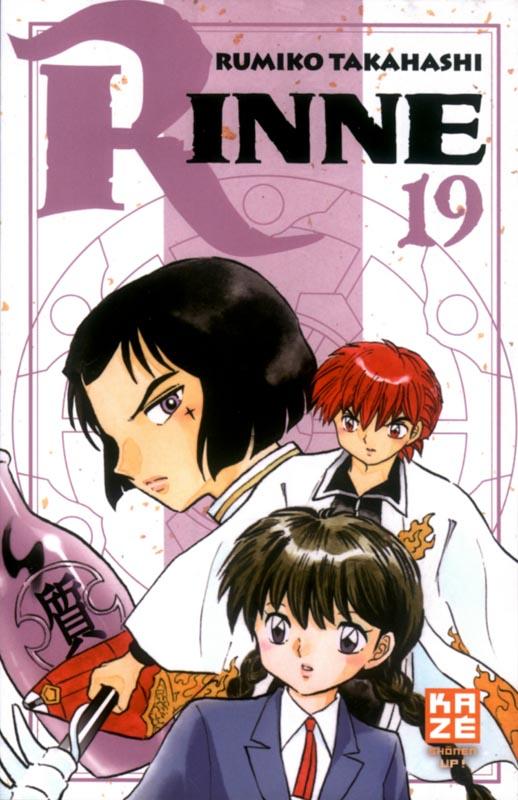 Rinne T19, manga chez Kazé manga de Takahashi