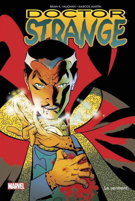 Doctor Strange : Le serment (0), comics chez Panini Comics de Vaughan, Martin, Rodriguez