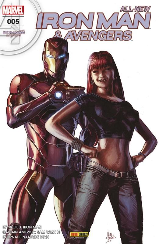 All-New  Iron Man & Avengers T5 : Les War Machine (0), comics chez Panini Comics de Bendis, Spencer, Maleev, Deodato Jr, Bennett, Renaud, Mounts, Martin jr, Fajardo Jr