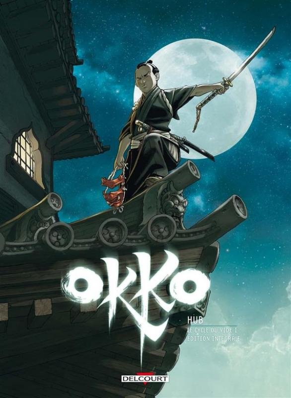 Okko T5 : Tomes 9 et 10 (0), bd chez Delcourt de Hub