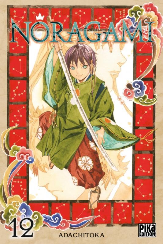 Noragami T12, manga chez Pika de Adachi