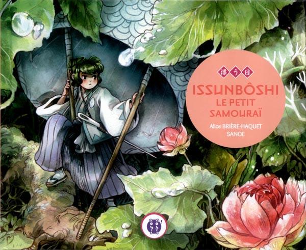 Issunboshi le petit samourai, manga chez Nobi Nobi! de Brière-Haquet