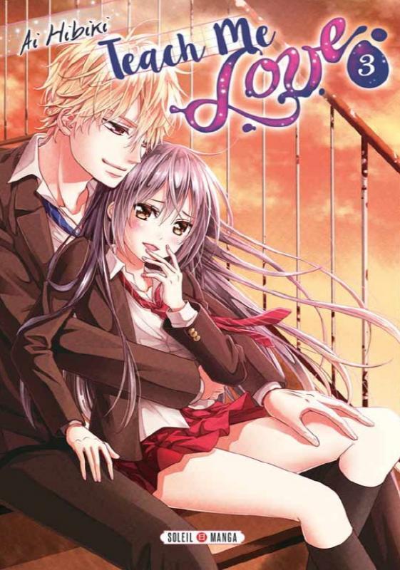 Teach me love  T3, manga chez Soleil de Hibiki