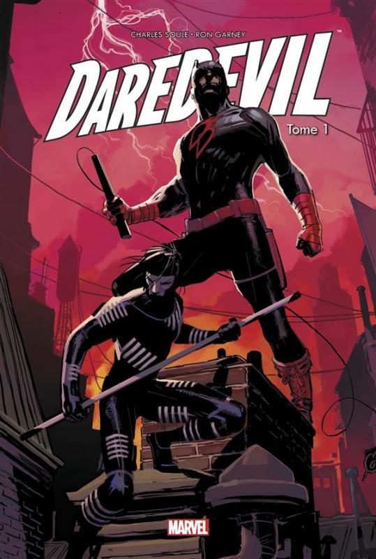 Daredevil (2016) T1 : Un témoin gênant (0), comics chez Panini Comics de Soule, Garney, Sudzuka, Milla