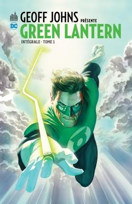 Geoff Johns présente – Green Lantern, T1, comics chez Urban Comics de Johns, Bianchi, Reis, Pacheco, Cooke, Van sciver, Baumann, Eyring, Stewart, Ross