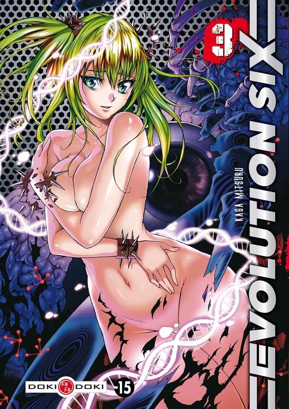 Evolution Six T3, manga chez Bamboo de Mitsuru