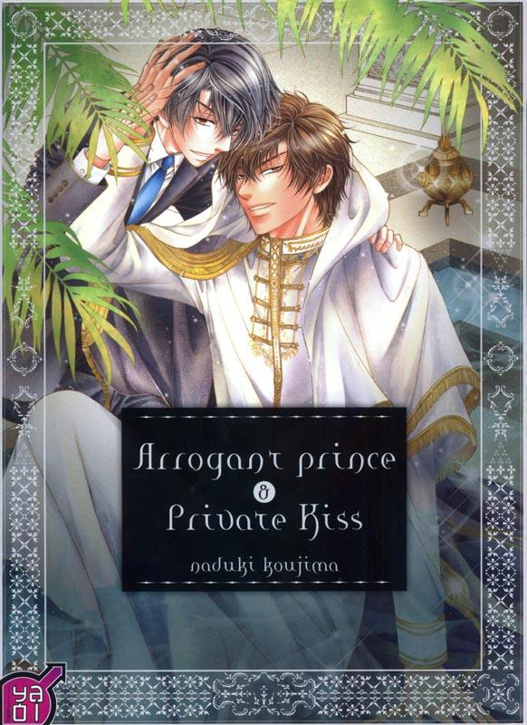 Arrogant prince & private kiss, manga chez Taïfu comics de Koujima