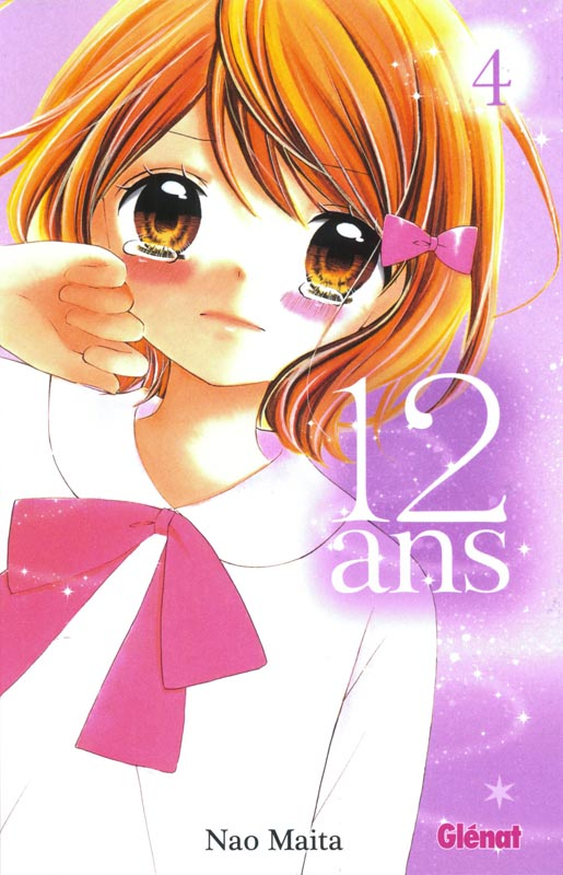 12 ans T4, manga chez Glénat de Maita