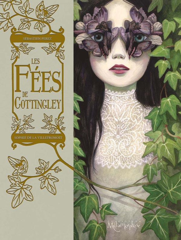 Les Fées de Cottingley, bd chez Soleil de Perez, de la Villefromoit