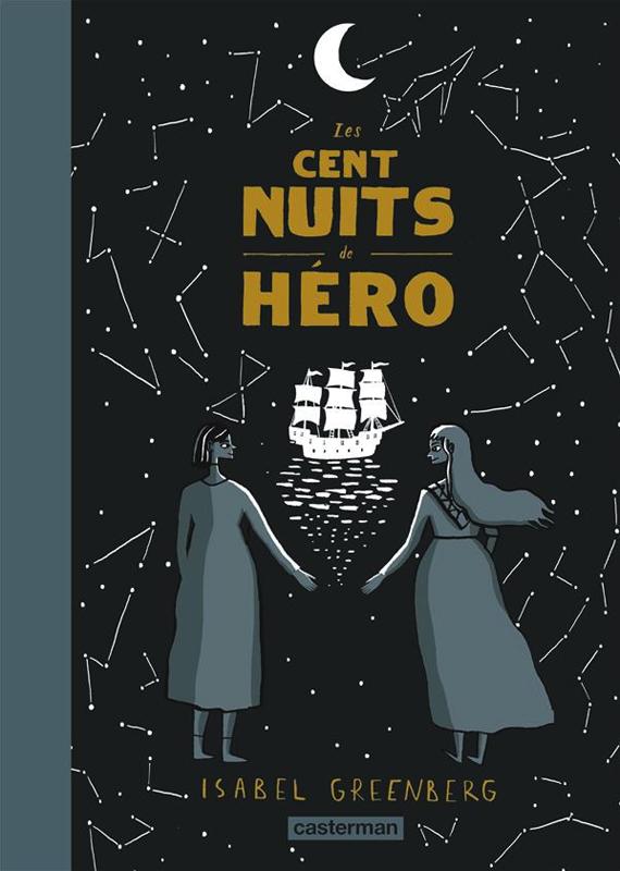 Les Cent nuits de Hero, bd chez Casterman de Greenberg