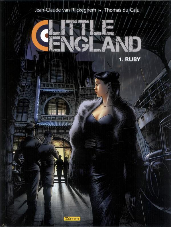 Little England T1 : Ruby (0), bd chez Zéphyr de Van Rijckeghem, de Caju