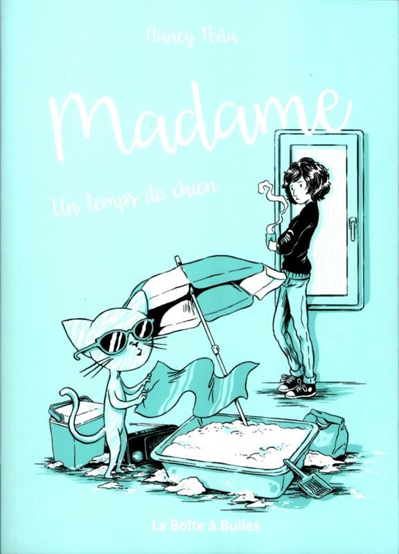 Madame T2 : Un temps de chien (0), bd chez La boîte à bulles de Peña