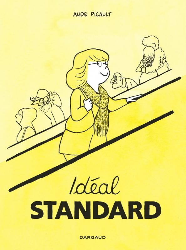 Idéal standard, bd chez Dargaud de Picault