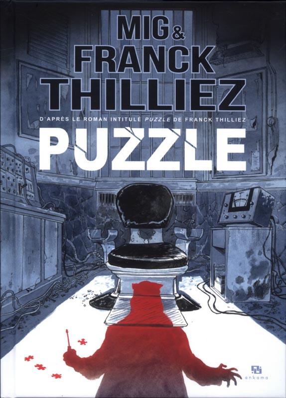 Puzzle, bd chez Ankama de Mig, Thilliez