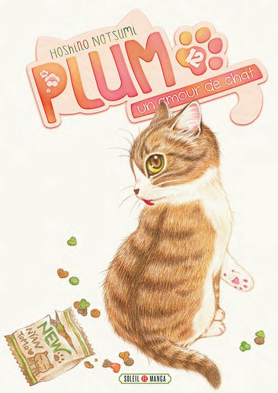Plum, un amour de chat  T12 : , manga chez Soleil de Hoshino