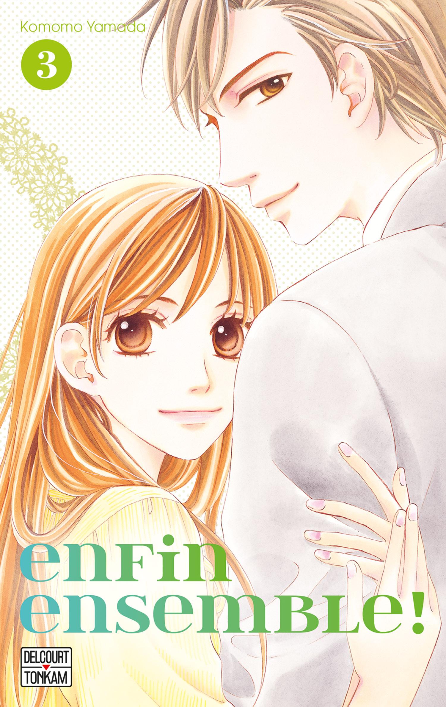 Enfin ensemble ! T3 : , manga chez Soleil de Yamada