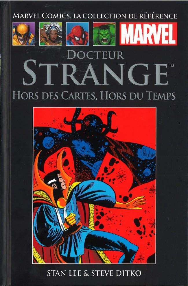 Marvel Comics, la collection de référence – Classic, T2 : Docteur Strange - Hors des cartes, hors du temps (0), comics chez Hachette de Lee, Ditko, Yanchus