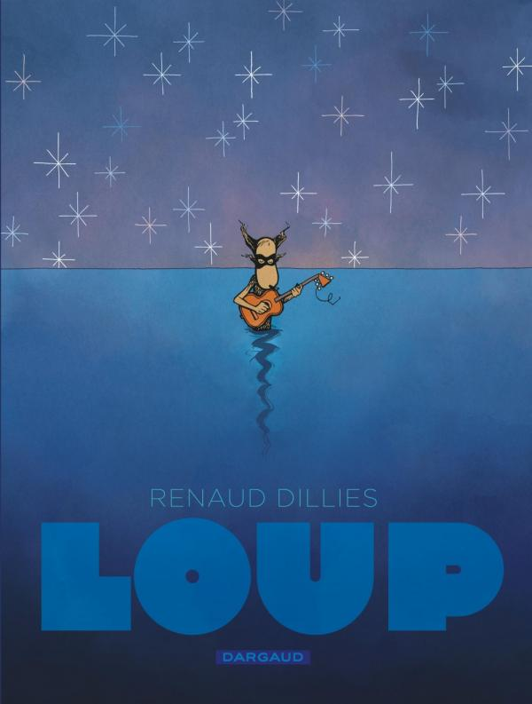 Loup, bd chez Dargaud de Dillies