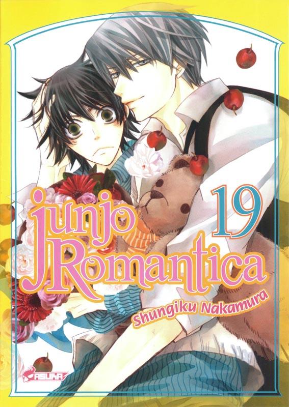 Junjo romantica T19, manga chez Asuka de Nakamura