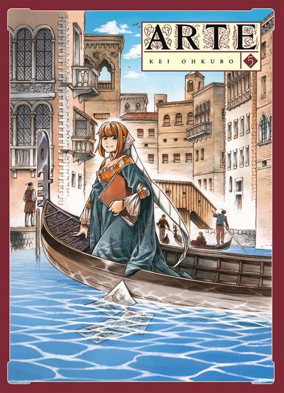 Arte T5, manga chez Komikku éditions de Ohkubo