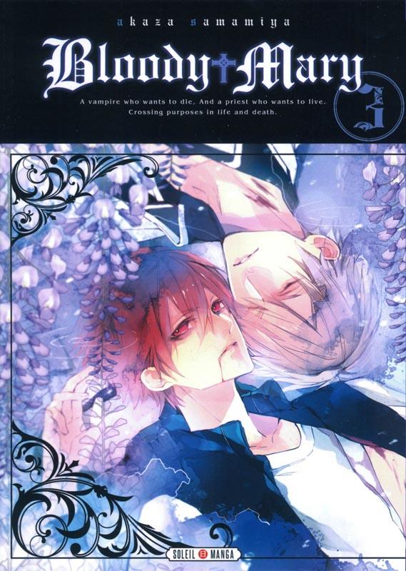 Bloody Mary T3, manga chez Soleil de Samamiya