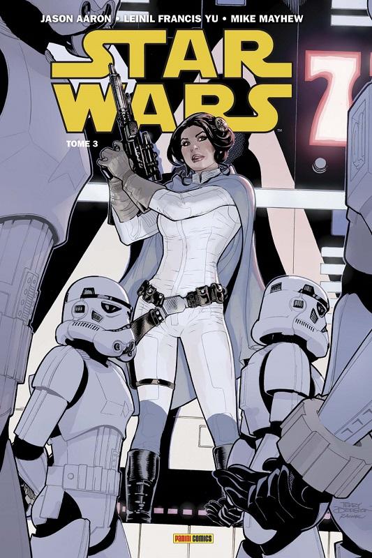 Star Wars T3 : Prison rebelle (0), comics chez Panini Comics de Aaron, Gillen, Yu, Mayhew, Keith, Unzueta, Tartaglia, Alanguilan, Gho, Dodson