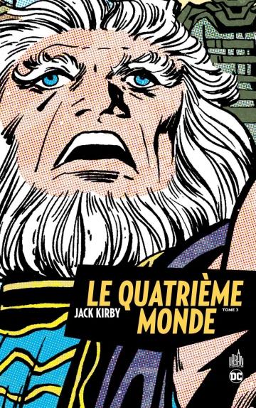 Le Quatrième Monde T3, comics chez Urban Comics de Kirby