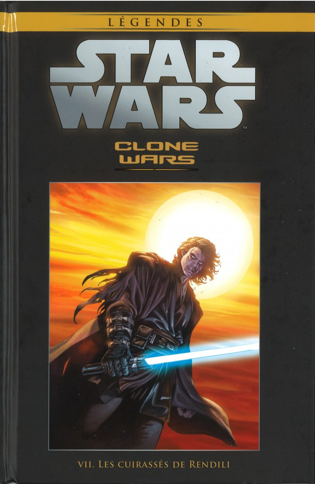Star Wars Légendes T32 : Clone Wars - Les cuirassés de Rendili (0), comics chez Hachette de Duursema, Freewater Jr, Gilroy, Ostrander, Melo, Garcia, Palmiotti, Blythe, Major, Anderson, McCaig