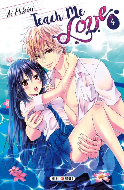 Teach me love  T4, manga chez Soleil de Hibiki