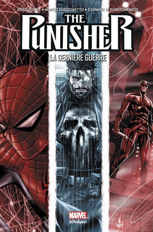 The Punisher (vol.9) T2 : La dernière guerre (0), comics chez Panini Comics de Waid, Colak, Checchetto, Suayan, Fiumara, Di Giandomenico, d' Auria, Hollingsworth