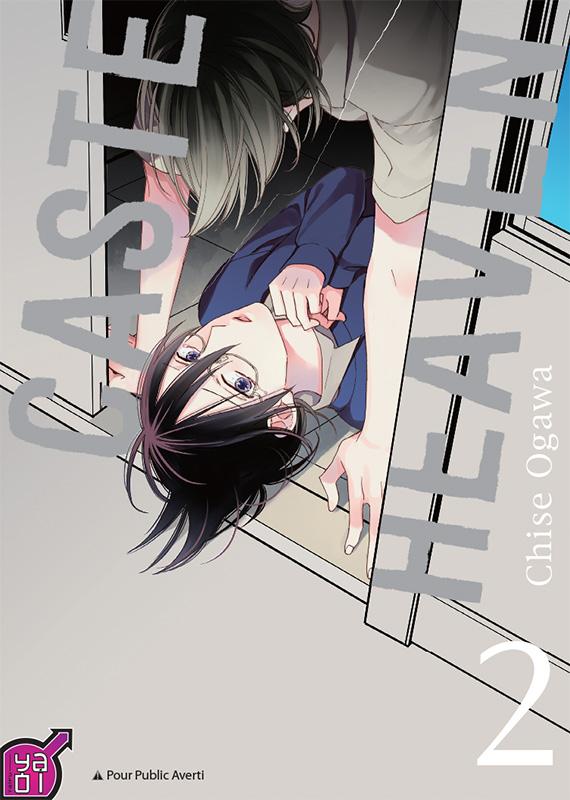Caste heaven  T2, manga chez Taïfu comics de Ogawa