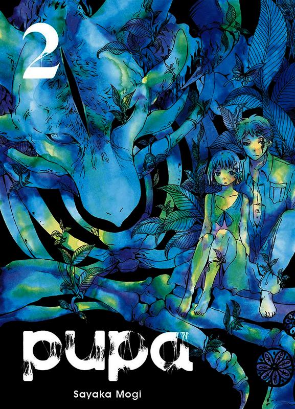 Pupa T2, manga chez Komikku éditions de Mogi