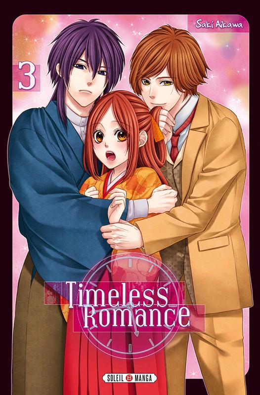 Timeless romance T3, manga chez Soleil de Aikawa