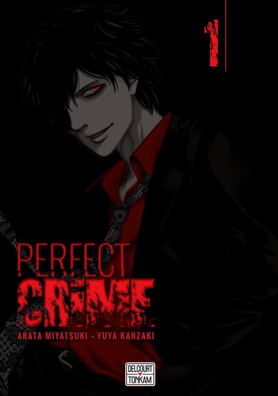 Perfect crime T1, manga chez Tonkam de Kanzaki