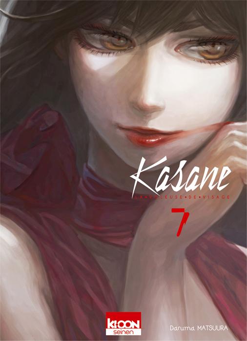 Kasané - La voleuse de visage T7 : , manga chez Ki-oon de Matsuura