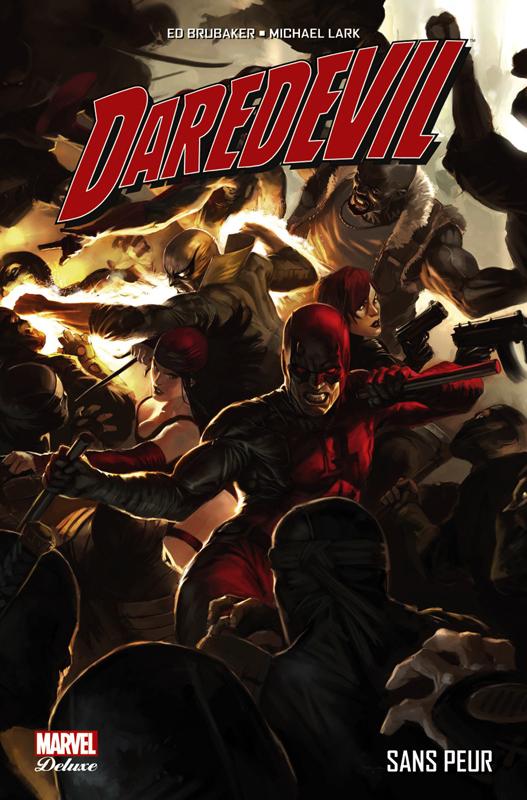 Daredevil - par Ed Brubaker T2 : Sans peur (0), comics chez Panini Comics de Brubaker, Weeks, Gaudiano, Sienkiewicz, Djurdjevic, Lark, Azaceta, Bermejo, Maleev, Colan, Romita Jr, Mounts, White, Hollingsworth