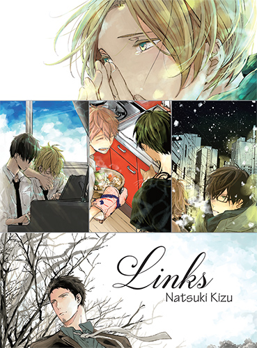 Links, manga chez Taïfu comics de