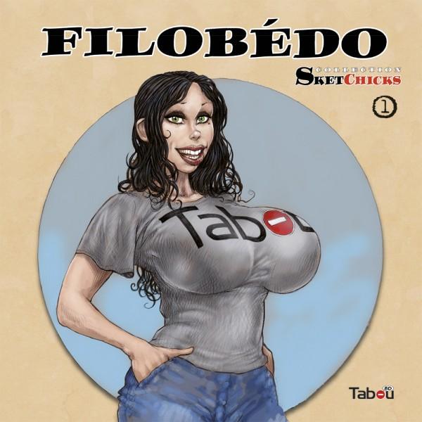 Collection sketchchicks T1 : Filobédo (0), bd chez Tabou de Filobédo