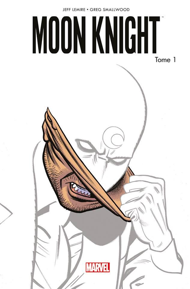 Moon Knight (2016) T1 : Bienvenue en Nouvelle Egypte (0), comics chez Panini Comics de Lemire, Torres, Smallwood, Francavilla, Stokoe, Garland, Bellaire