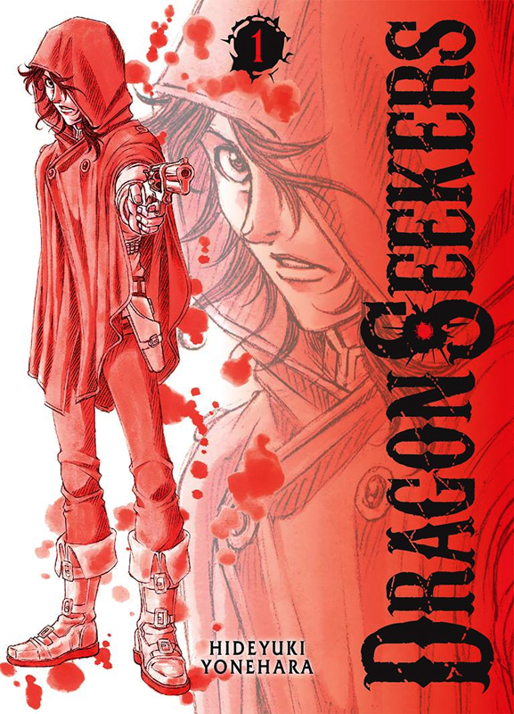 Dragon Seekers T1, manga chez Komikku éditions de Yonehara