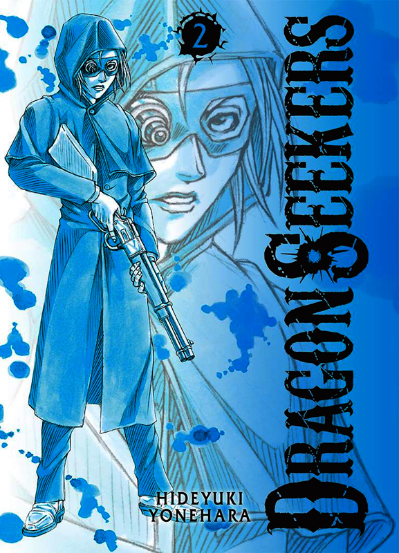 Dragon Seekers T2, manga chez Komikku éditions de Yonehara