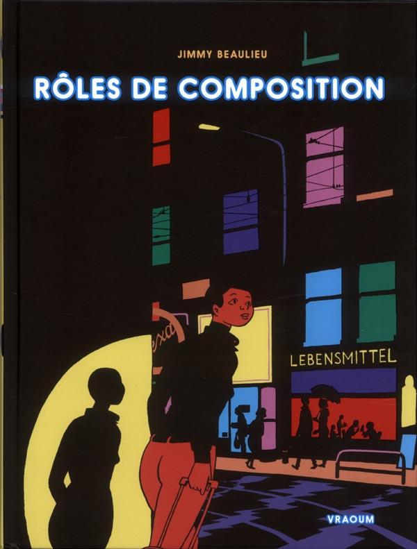 Rôles de composition : Rôles de composition (0), bd chez Vraoum! de Beaulieu