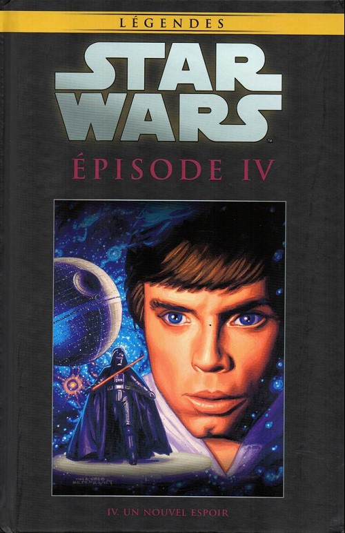 Star Wars Légendes T53 : Episode IV - Un nouvel espoir (0), comics chez Hachette de Jones, Barreto, Williamson, Sinclair, Chuckry, Hildebrandt, Hildebrandt