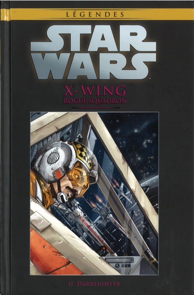 Star Wars Légendes T63 : X-Wing Rogue Squadron - Darklighter (0), comics chez Hachette de Chadwick, Wheatley, Chuckry